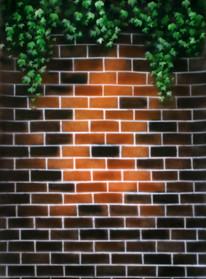 18) Brick Wall
