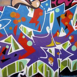 15) Grafitti