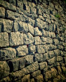 45) Stone Wall
