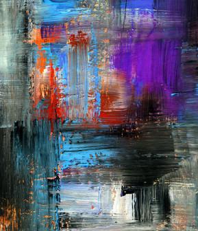 21) Oil Paint