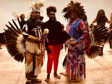 Quand une Ayisienne rencontre les Premières Nations
