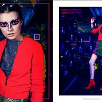 Fen Hong Se Issue 2