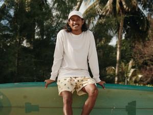 H&M atık materyallerden oluşan yeni plaj koleksiyonunu sunar