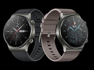 Huawei yeni Watch GT 2 Pro'yu tanıttı