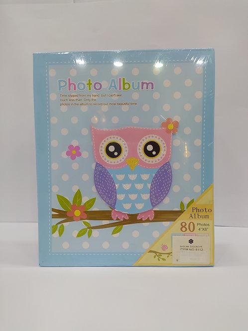 Çocuk Albumu Mavi