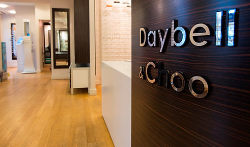 Daybell & Choo Sign in our Practice