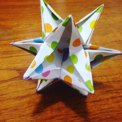 Origami Omega Star