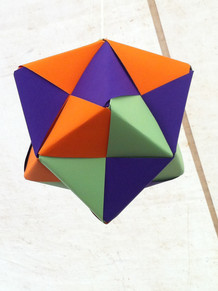 Origami Octohedron