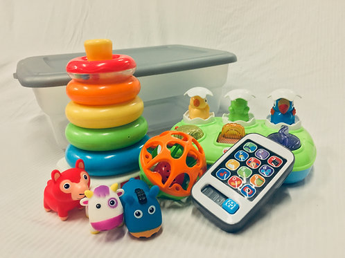 Baby Toys (set of 4)