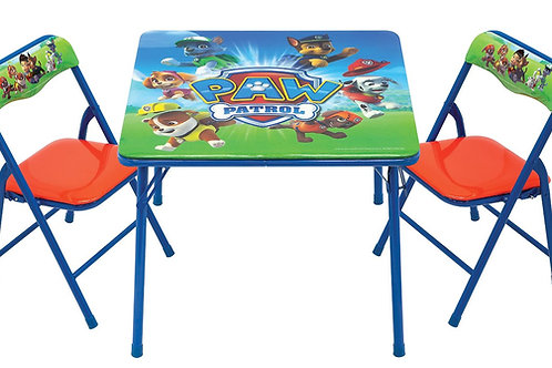 Toddler Table & Chair Set 2 or 4 chair