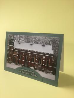 Ridley Hall Christmas Card
