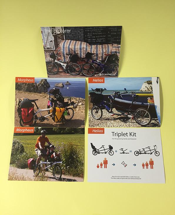 Cyclecentric Postcards
