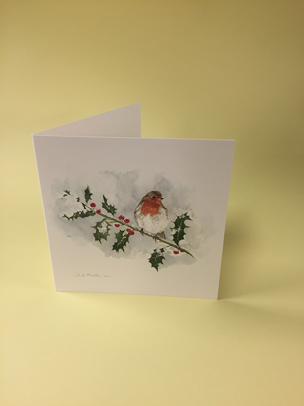 Little Bird Art Studio - Robin