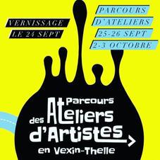 Parcours des ateliers d'artistes du Vexin Thelle