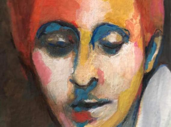 Portrait n°9 Détail