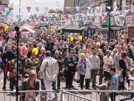 The Bearwood Street Festival returns!