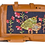 Thumbnail: Hand Embroidered Sparrow Laptop Bag