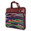 Thumbnail: Hand Embroidered Nature Laptop Bag