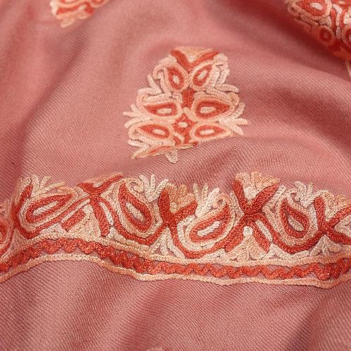 My Pink Colour Unstitched Suit