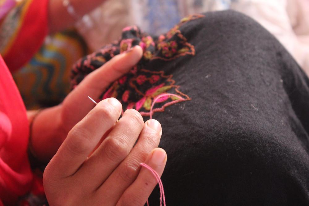 Handmade-Pashmina