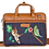 Thumbnail: Hand Embroidered Parrot Laptop Bag