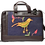 Thumbnail: Hand Embroidered Birdie Laptop Bag