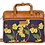 Thumbnail: Hand Embroidered Flower Laptop Bag