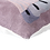 Thumbnail: Purple Colored Floral Cushion Cover