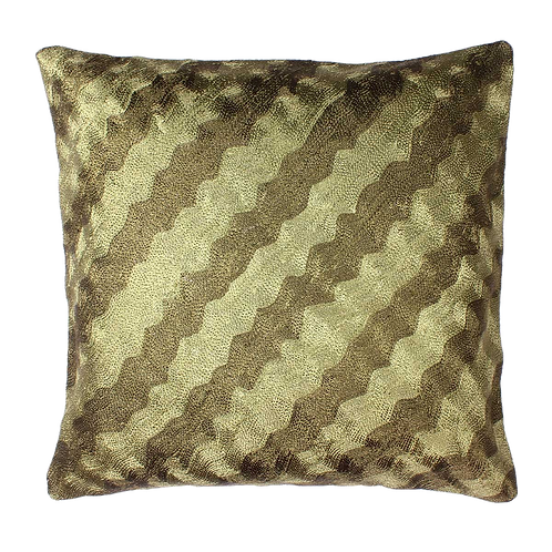 Green Colored Cushion Cover