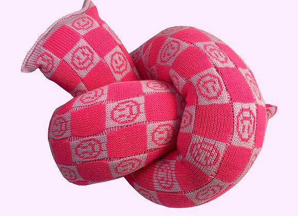Happy Bingo Knot Blush & Baby Pink