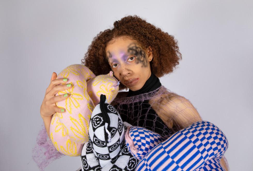 @plasmainvitro photography @sourtai garments @leahanais assistant @clownratz_ makeup