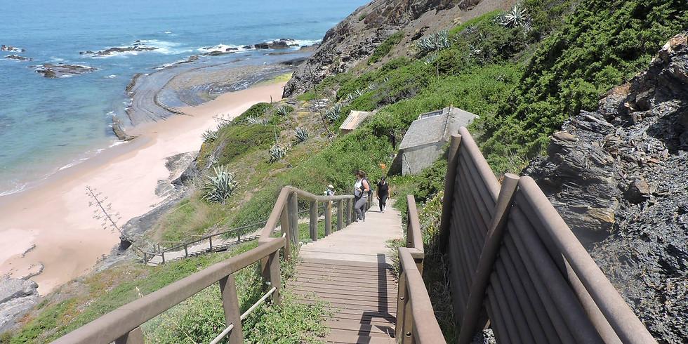 Percurso Aljezur - Praia da Amoreira