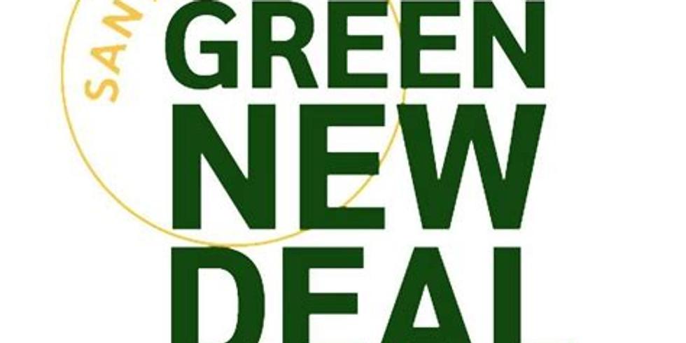 SD Green New Deal Alliance Launch Event