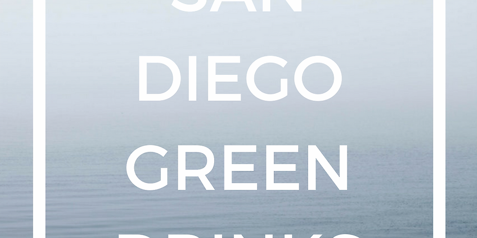 Green Drinks TSD Webinar