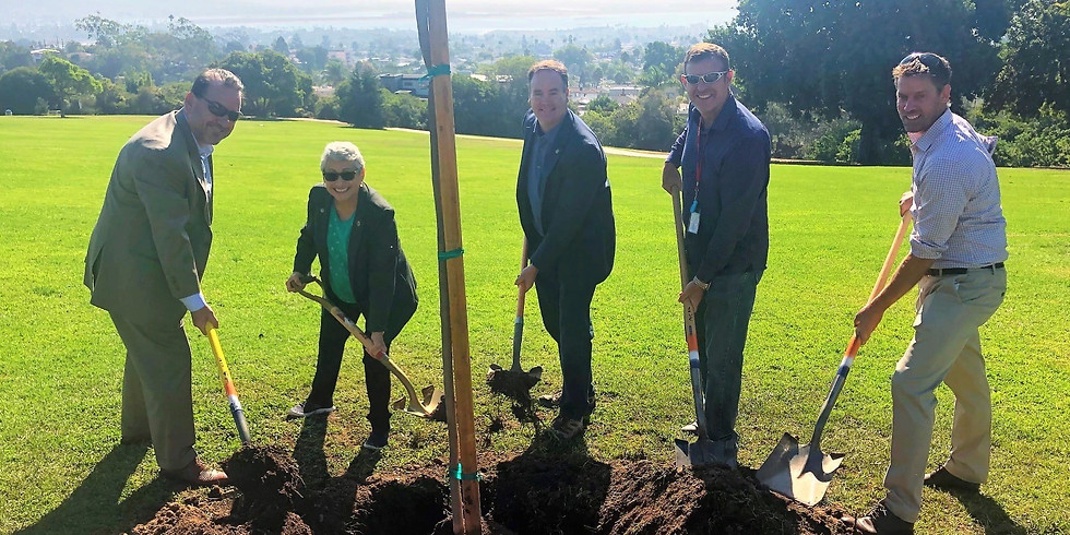 Tree Planting: Honoring Kate Sessions