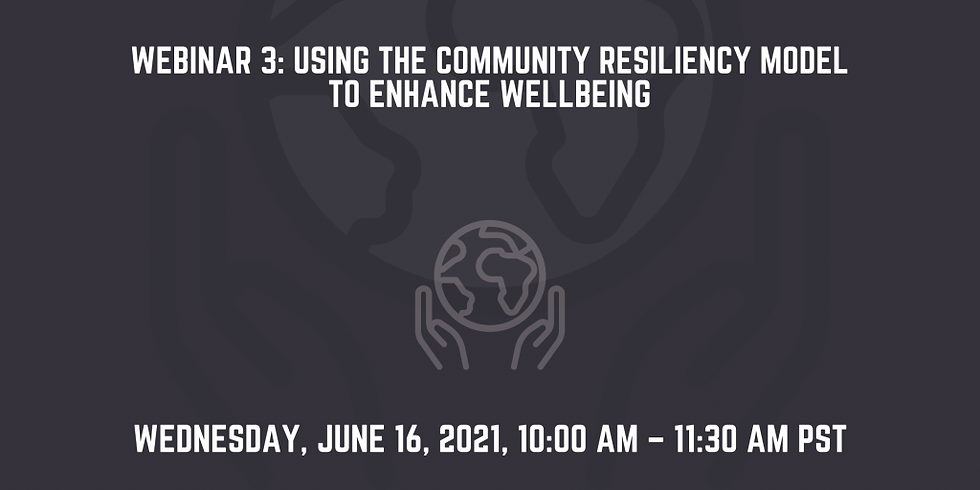 Getting Ahead of Climate Trauma: Using the Community Resiliency Model to Enhance Wellbeing