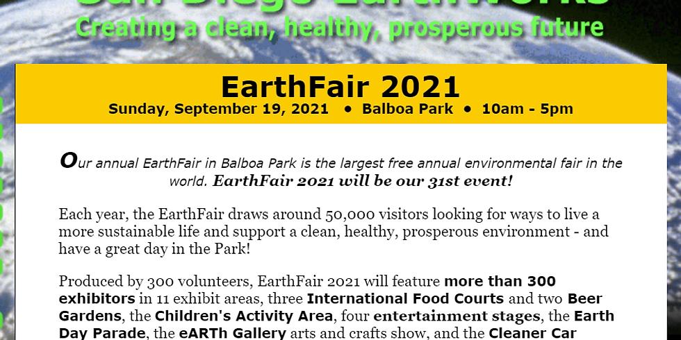 EarthFair 2021