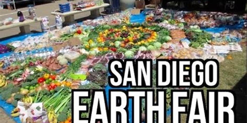 San Diego EarthFair 2020