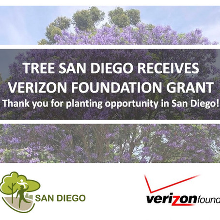 Aug 2020: TSD Receives Verizon Foundation Grant