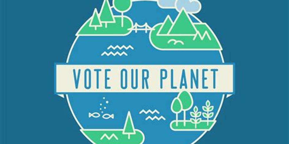 Make Your Vote a Climate Vote