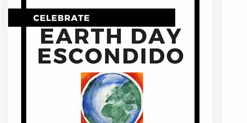 Earth Day Escondido