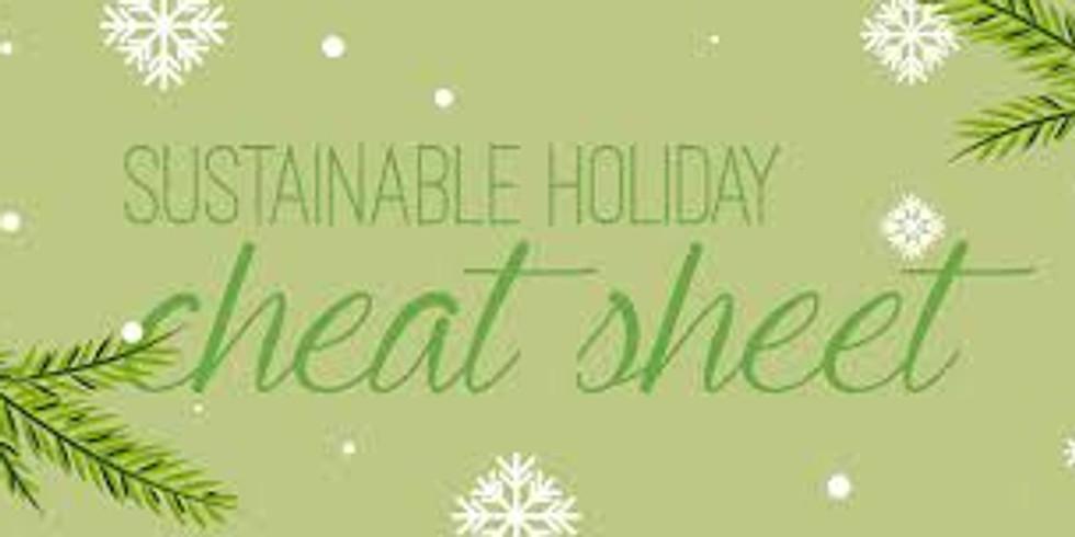 Celebrate Sustainably: Food and Festivities Webinar