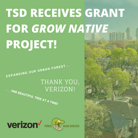 August 2021: Grow Native Project