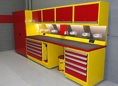Bench/Storage Solutions