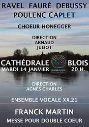 Honegger - XX.21 - Arnaud Juliot