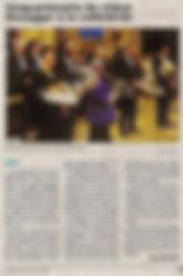 Article Choeur Honegger - Arnaud Juliot