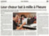 Article chorale TIA - Arnaud Juliot