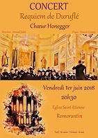 Requiem Duruflé - Romorantin