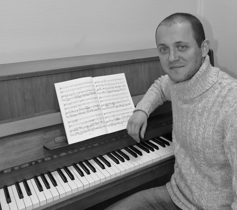 Arnaud Juliot - Piano
