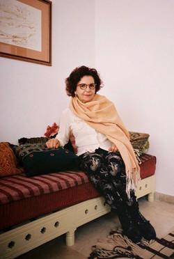 Faouzia Charfi by Katherine Li Johnson
